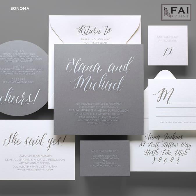 FAI Print | Sonoma