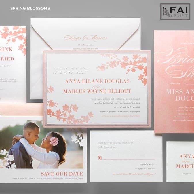 FAI Print | Spring Blossoms