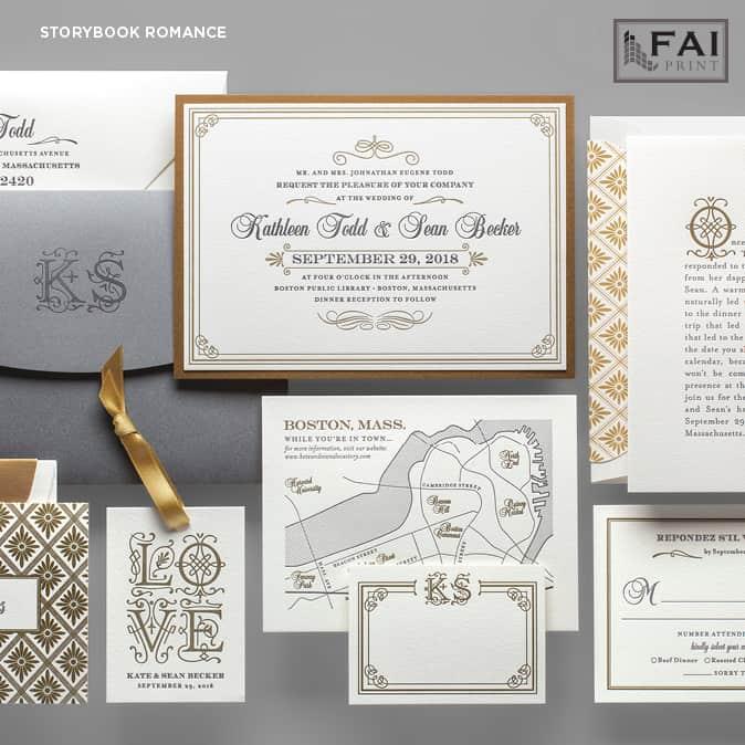 FAI Print | Storybook Romance