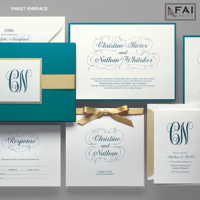 FAI Print | Sweet Embrace