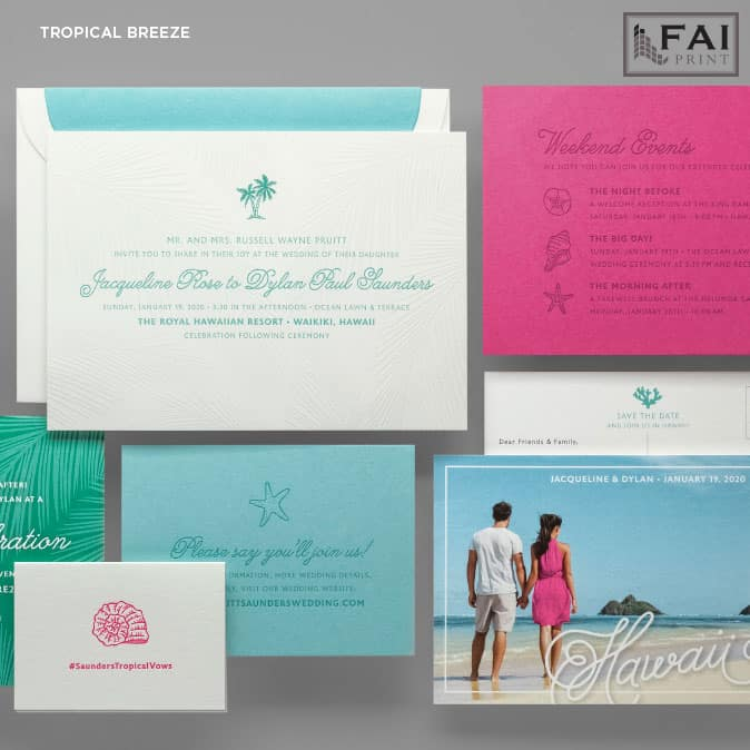 FAI Print   Tropical Breeze