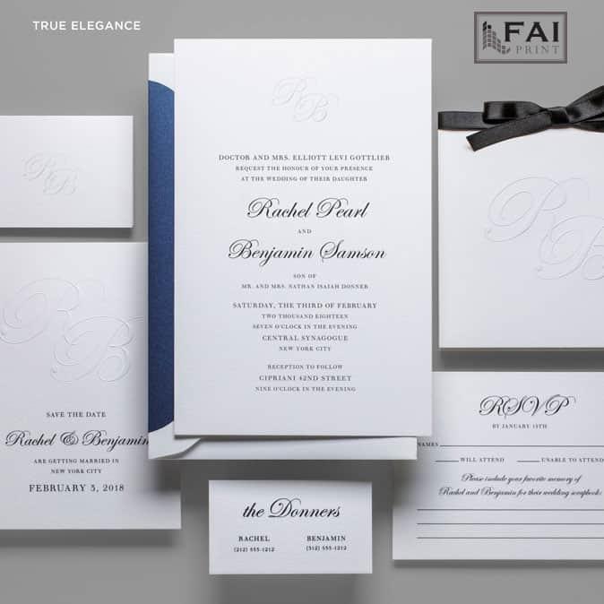 FAI Print | True Elegance