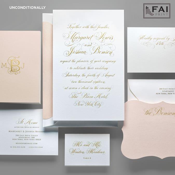 FAI Print   Unconditionally