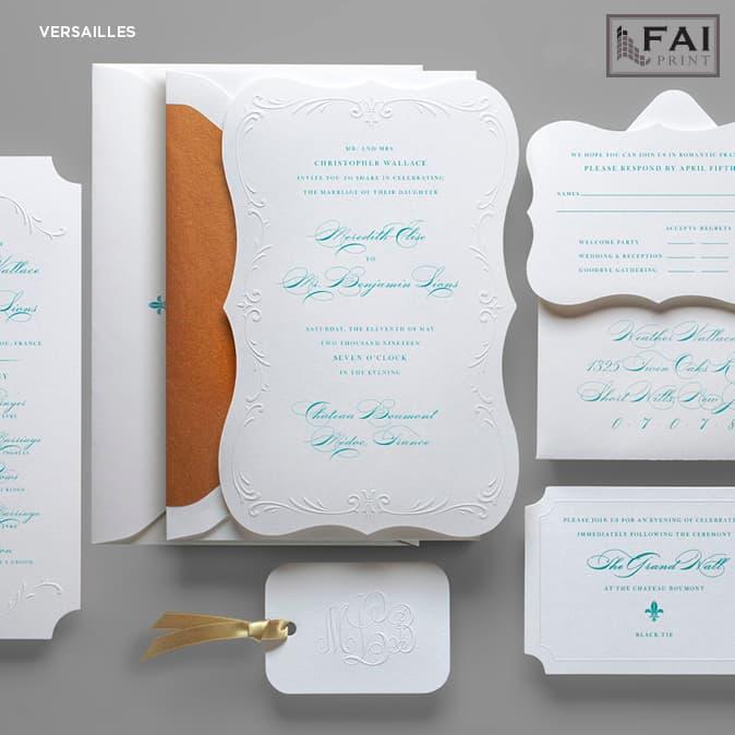 FAI Print | Versailles