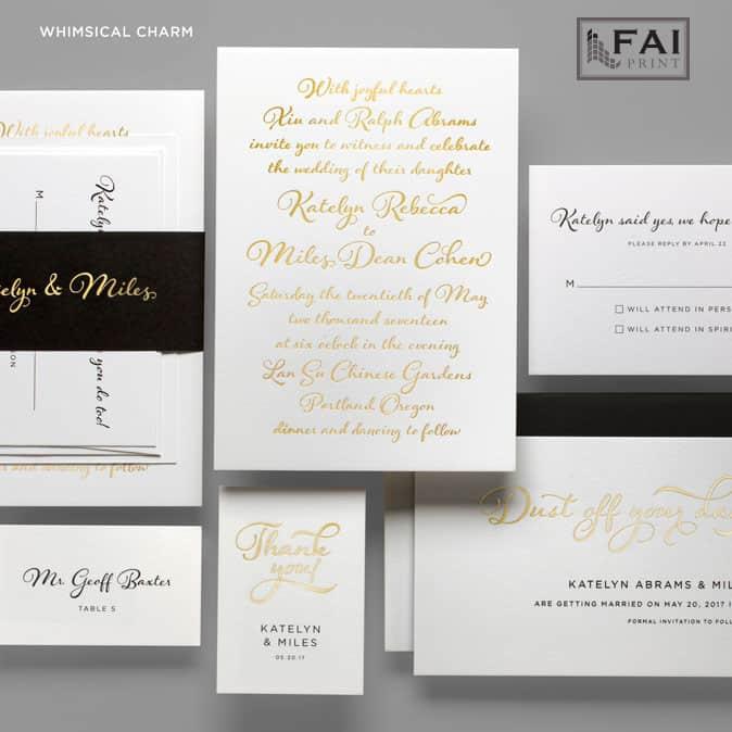 FAI Print | Whimsical Charm