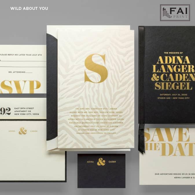 FAI Print   Wild About You