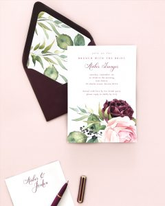 Smitten On Paper | Amber Brunch