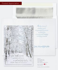Business Holiday Collection | Frosted Appreciation
