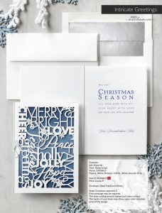 Christmas Holiday Collection | Intricate Greetings
