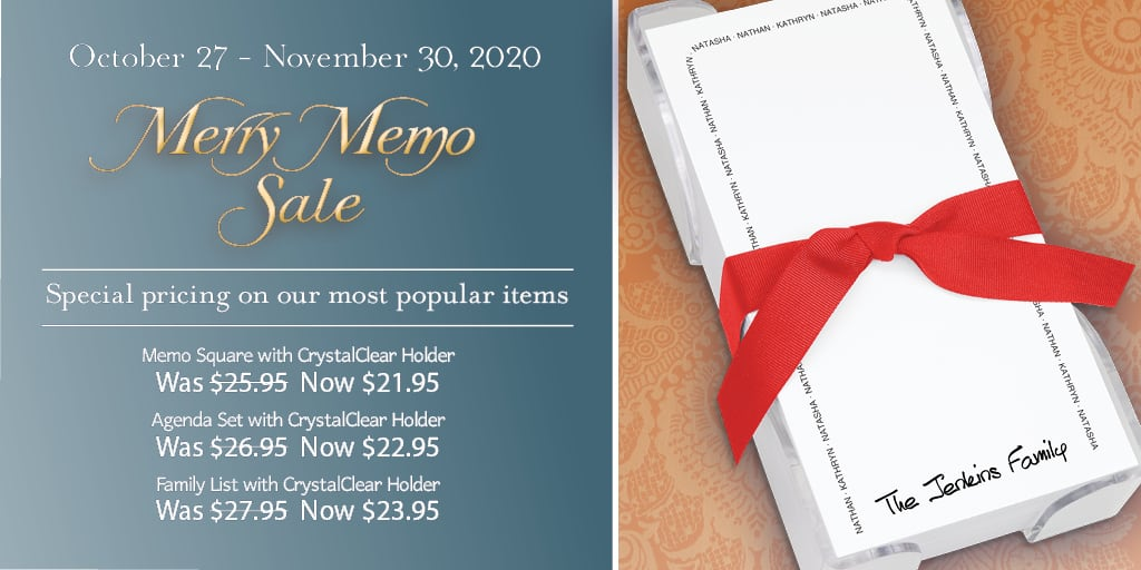 Hyegraph Invitations Embossed Grahpics Merry Memos Stationery Sale Discount