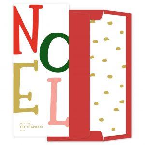 Smitten On Paper | Bright Noel