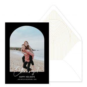 Smitten On Paper | Cheers Arch