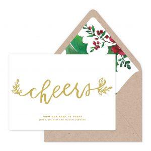Smitten On Paper | Christmas Laurel