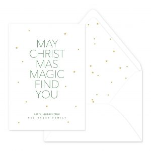 Smitten On Paper | Find Christmas Magic