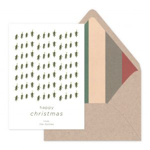 Smitten On Paper | Happy Christmas