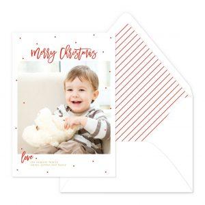 Smitten On Paper | Joyful Love Christmas