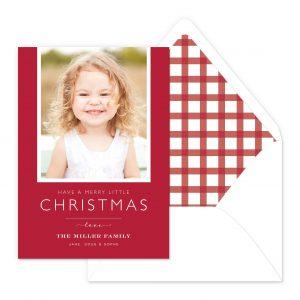Smitten On Paper | Little Christmas Love