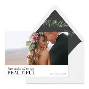 Smitten On Paper | Love Makes
