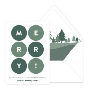 Smitten On Paper | Merry Dots