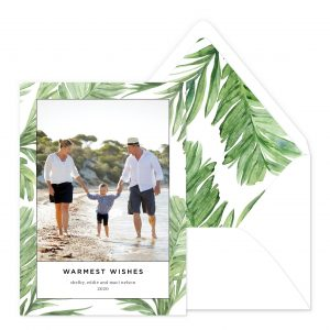 Smitten On Paper | Palm Leaves