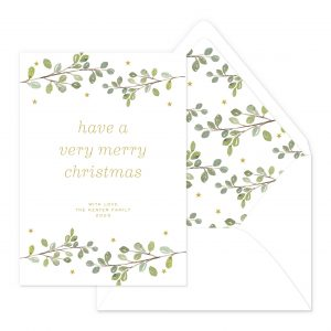 Smitten On Paper | Very Merry Christmas