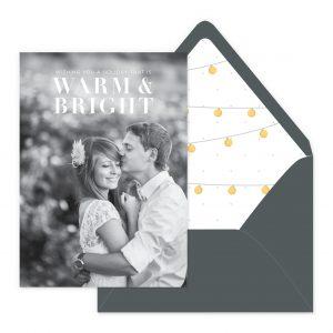 Smitten On Paper | Warm Wishes