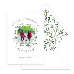Smitten On Paper | Willow Wreath