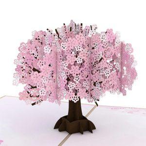 Lovepop Cherry Blossom 3D Pop Up Card