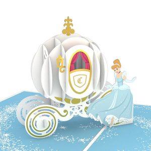 Lovepop Disney Cinderella 3D Pop Up Card
