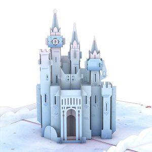 Lovepop Disney Cinderella's Castle 3D Pop Up Card