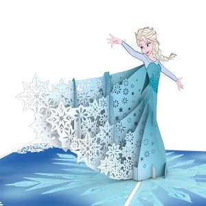 Lovepop Disney Frozen Elsa 3D Pop Up Card