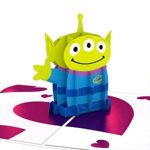 Lovepop Disney Pixar Toy Story You've Been Chosen 3D Pop Up Card