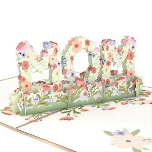 Lovepop Floral Mom 3D Pop Up Card