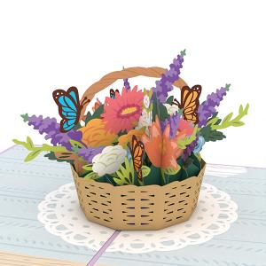 Lovepop Mother's Day Flowers 3D Pop Up Card