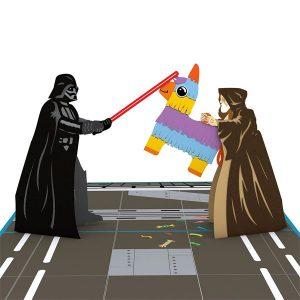 Lovepop Star Wars Darth Vader Celebration Birthday 3D Pop Up Card