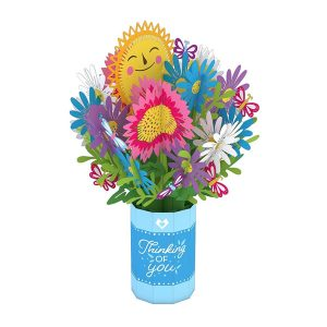 Lovepop Thinking Of You Bouquet 3D Pop Up Card