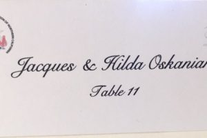 place cards for mt. davidson cross banquet